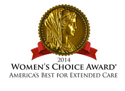 Women's Choice Award Seal